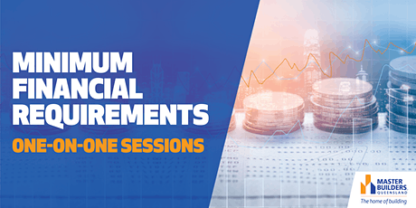 Townsville Minimum Financial Requirements One-on-One Sessions tickets