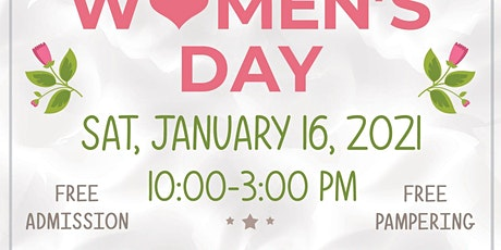 Space Coast Women's Day tickets