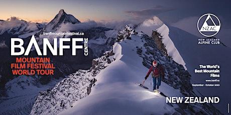 Banff Mountain Film Festival World Tour - AUCKLAND 2020 tickets