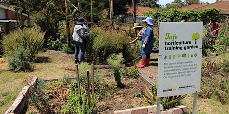 TAFE - Introduction to horticulture & eco living course - August 2020 tickets