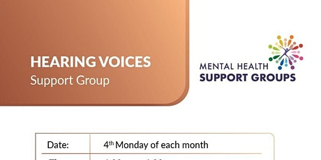 Hearing Voices Support Group tickets