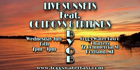 LIVE SUNSETS Feat. COLPOYS & FRIENDS tickets