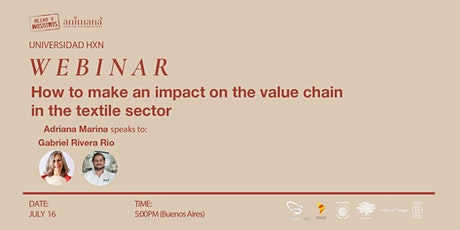How to make an impact on the value chain in the textile sector boletos