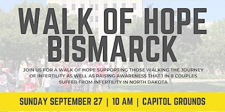 Everlasting Hope Walk of Hope Bismarck tickets