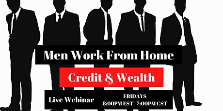 Men on a Mission: Master Money & Create Wealth tickets