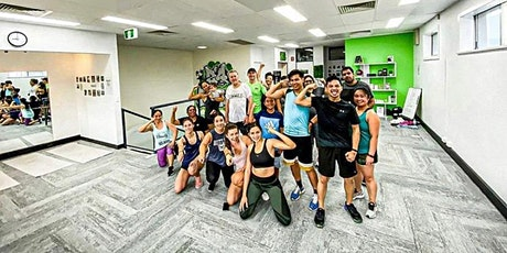 24 FIT CLUB BOOT CAMP tickets