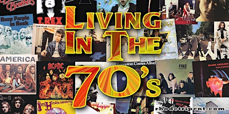 Living in the 70's Tribute Band (12 DEC) - Live at Whispers (18+) tickets