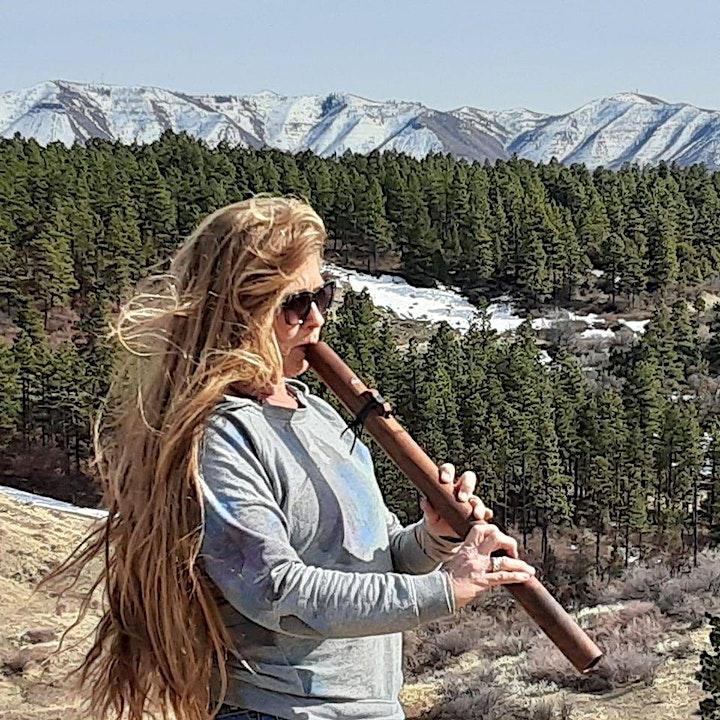 Sacred Breath:  Playing Native American Flute for Meditation & Mindfulness image