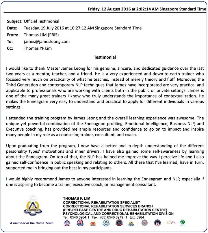 Enneagram and NLP Executive Coach Accreditation Program (PROMO: ENNEA50 ) image