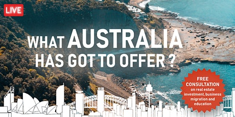 What Australia Has Got To Offer tickets