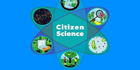 Citizen Science Walk tickets