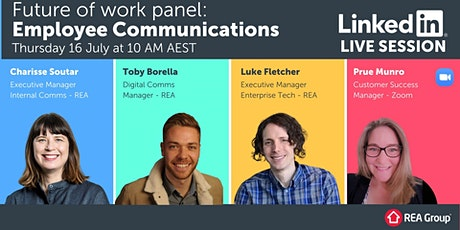 Future of Work: Employee Communications tickets