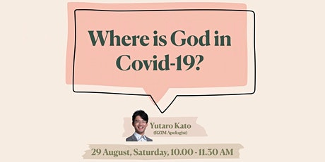 Where is God in Covid-19? tickets