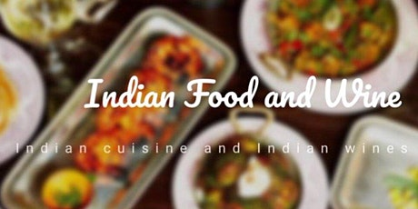 Tour of India: Food & Wine Festival tickets