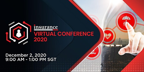 Insurance Asia Conference Virtual 2020 tickets