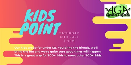KIDS POINT - Under 12s Activity @ AGA tickets
