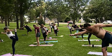 Park Yoga at Spring Park tickets