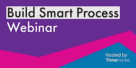 Build Smart Process Webinar tickets