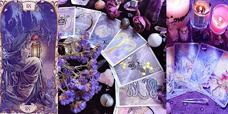 Tarot Reading with Carl Young on August 16, 2-6 p.m. tickets