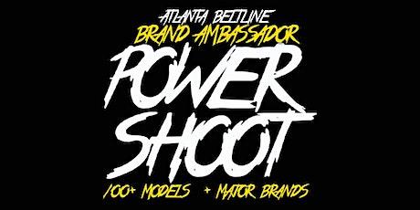 Atlanta Beltline Powershoot tickets