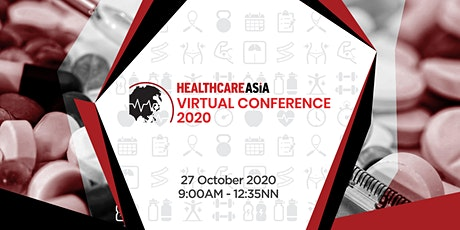 Healthcare Asia Virtual Conference 2020 tickets