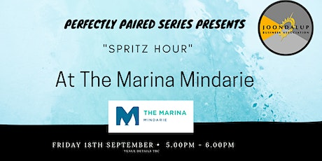 Perfectly Paired Series - The Marina Mindarie tickets