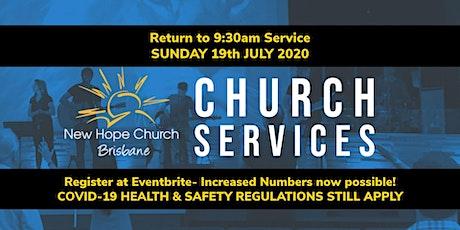 New Hope Church Brisbane tickets