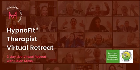 HypnoFit® Therapist Virtual Retreat tickets