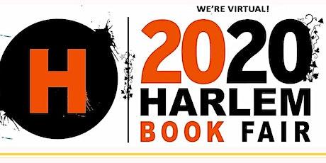 Harlem Book Fair 2020 tickets