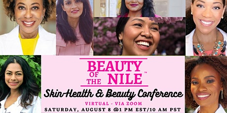 Beauty Of The Nile: Skin-Health & Beauty Conference tickets