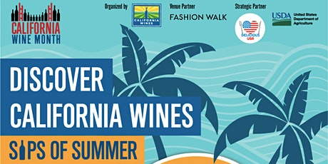 Sips of Summer Limited-Edition Goodie Bags tickets