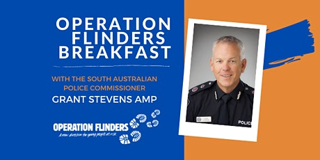 Operation Flinders Breakfast - with Grant Stevens tickets