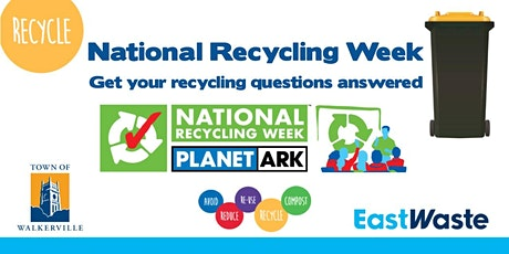 National Recycling Week tickets