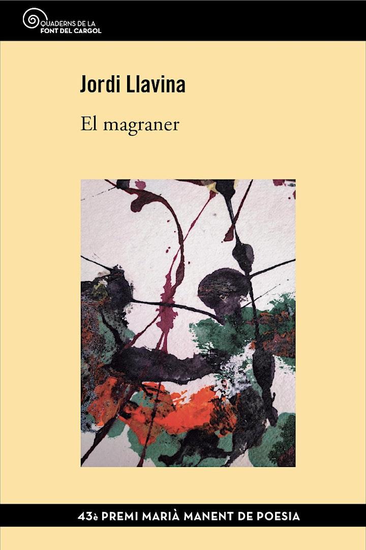 """Imagen de RUSC 2020: Presentació d'""""El magraner"""" de Jordi Llavina"""