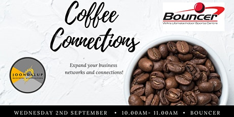 Coffee Connection - Networking Event - Bouncer Sports Centre tickets