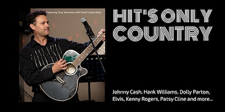 Hits Only Country tickets