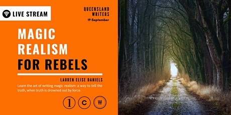 LIVE STREAM: Magic Realism For Rebels with Lauren Elise Daniels tickets