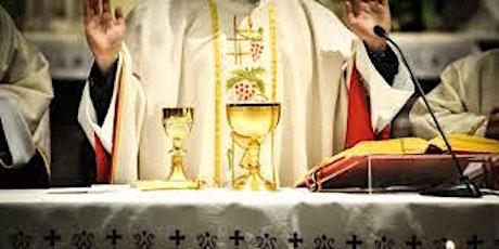 Saturday Vigil Mass at St. Fergus, Paisley tickets