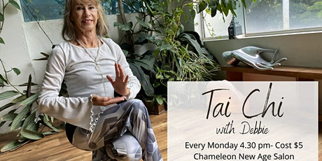Tai Chi with Debbie tickets