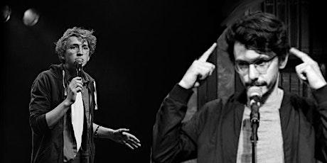 Maxime Stockner + Yohan Bertetto aux P'tites Folies billets