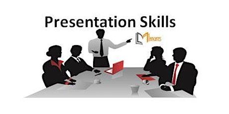 Presentation Skills 1 Day Virtual Live Training in Hamburg tickets