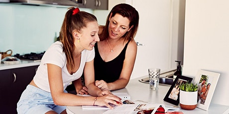 Online Event: Parent Power Hour – Finances and Scholarships tickets