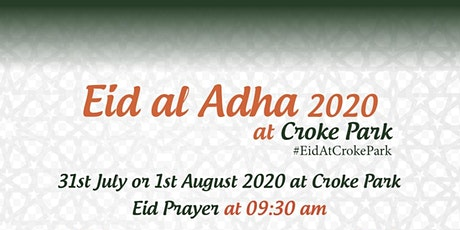 Eid ul Adha at Croke Park 2020 tickets