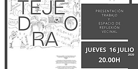 """Presentación """"La Cámara Tejedora"""" Casa de la Música. 16 jul. 2020 entradas"""