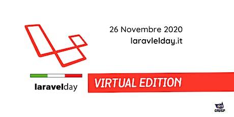 laravelday 2020 biglietti