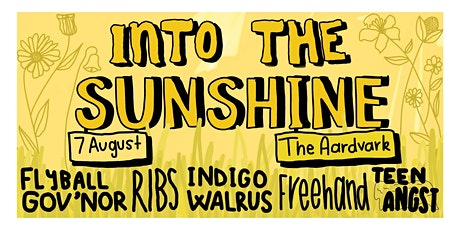 Into the Sunshine // Post Iso Launch Party tickets