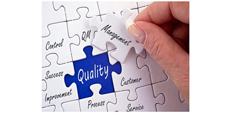 Quality Management 1 Day Virtual Live Training in Hamburg tickets