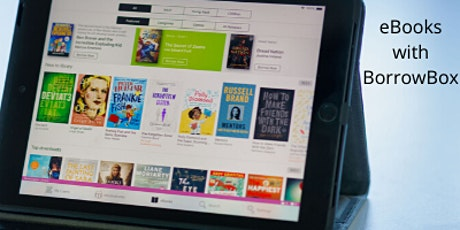 Get Connected: eBooks with BorrowBox tickets