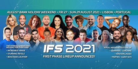International Fitness Summit 2021 - Lisbon tickets