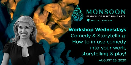 Workshop - Comedy & Storytelling tickets